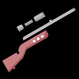 Kikarsikteluftgevär